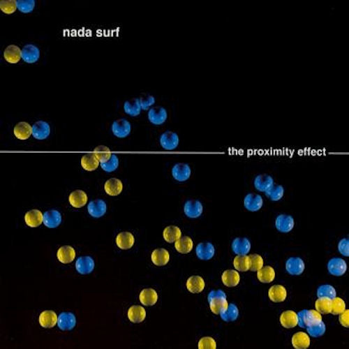 Nada Surf The Proximity Effect LP LP- Bingo Merch Official Merchandise Shop Official