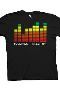 Nada Surf Equalizer T-Shirt- Bingo Merch Official Merchandise Shop Official