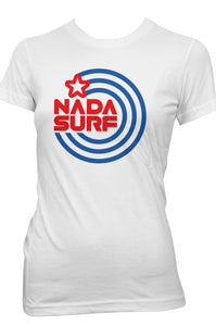 Nada Surf Cosmic Circle - girls T-Shirt- Bingo Merch Official Merchandise Shop Official