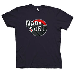 Nada Surf 3D Logo T-Shirt- Bingo Merch Official Merchandise Shop Official