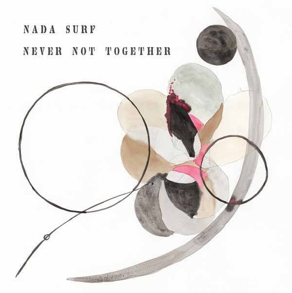 Nada Surf Never Not Together CD CD- Bingo Merch Official Merchandise Shop Official