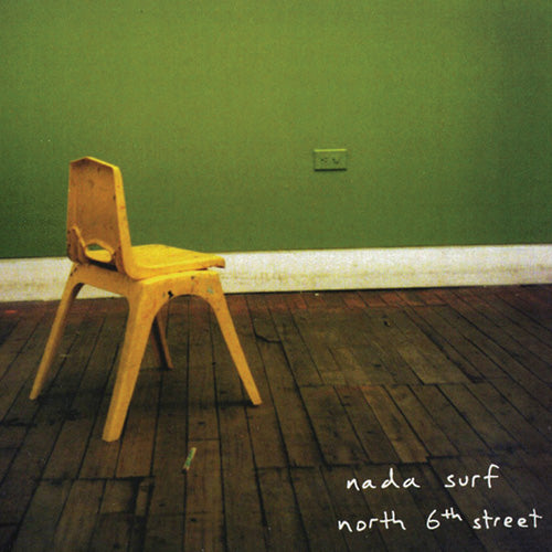 Nada Surf North 6th Street CD CD- Bingo Merch Official Merchandise Shop Official