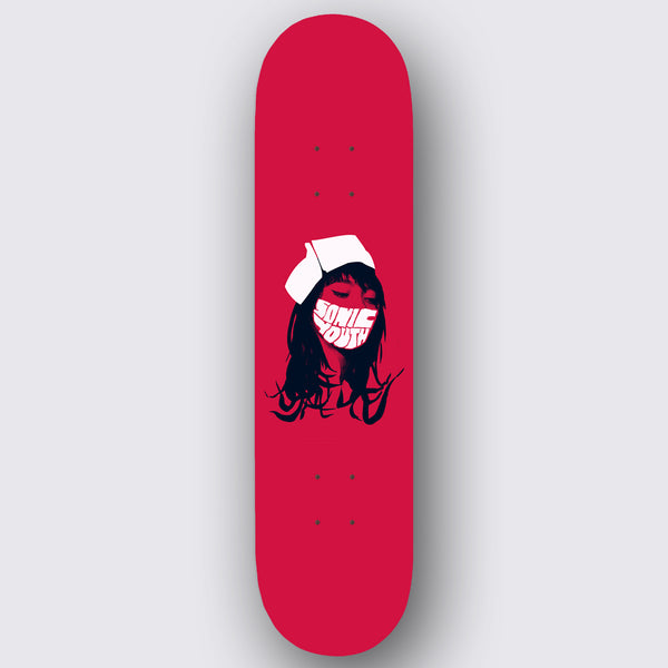 Sonic Nurse Skateboard Deck