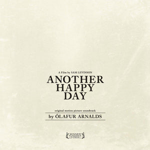 Ólafur Arnalds Another Happy Day CD CD- Bingo Merch Official Merchandise Shop Official