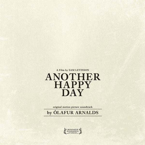 Ólafur Arnalds Another Happy Day LP LP- Bingo Merch Official Merchandise Shop Official