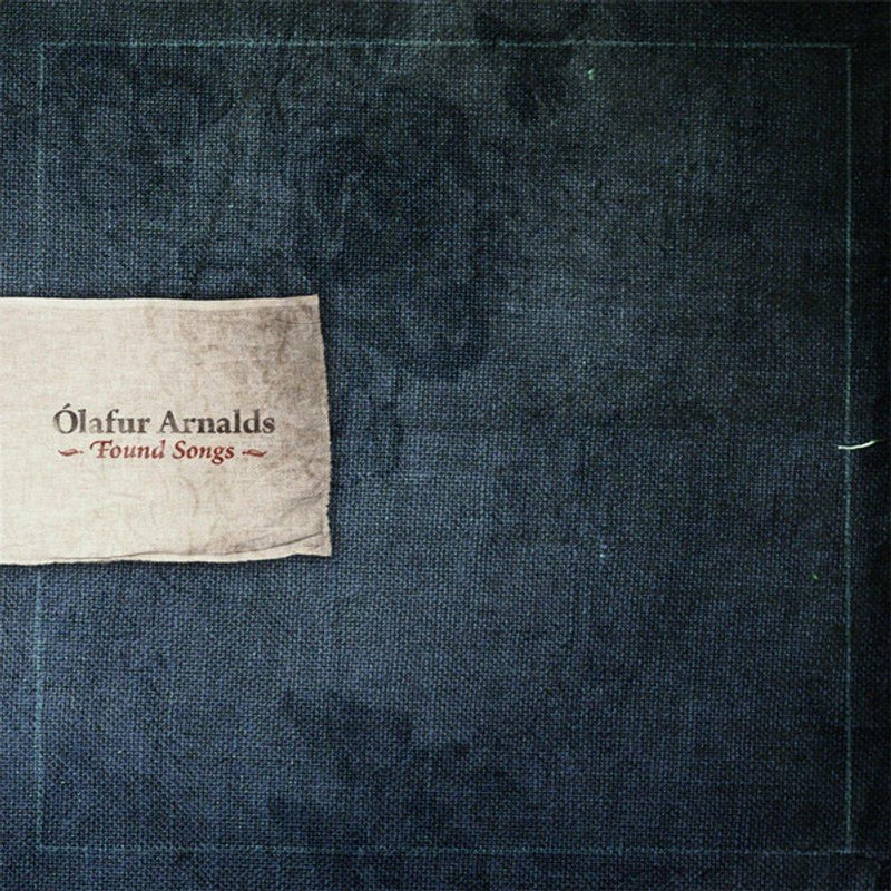 Ólafur Arnalds Found Songs CD CD- Bingo Merch Official Merchandise Shop Official