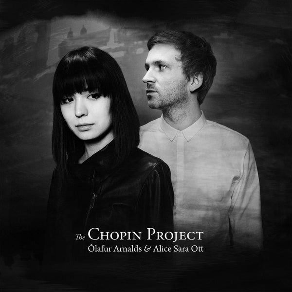 Ólafur Arnalds & Alice Sara Ott The Chopin Project CD CD- Bingo Merch Official Merchandise Shop Official
