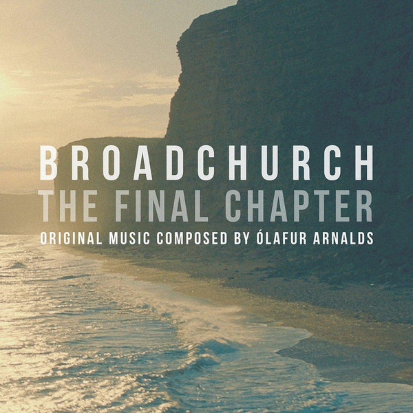 Ólafur Arnalds Broadchurch - The Final Chapter CD CD- Bingo Merch Official Merchandise Shop Official