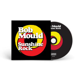 Bob Mould Sunshine Rock CD CD- Bingo Merch Official Merchandise Shop Official