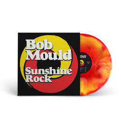 Bob Mould Sunshine Rock LP LP- Bingo Merch Official Merchandise Shop Official
