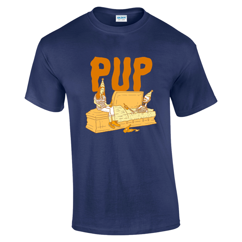 PUP Funeral T-Shirt- Bingo Merch Official Merchandise Shop Official