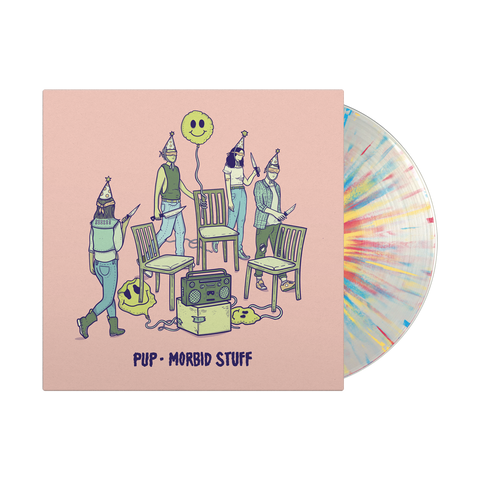Morbid Stuff Limited Edition Coloured LP