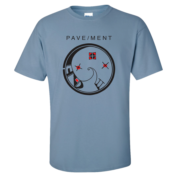 Pavement Diagram T-Shirt- Bingo Merch Official Merchandise Shop Official