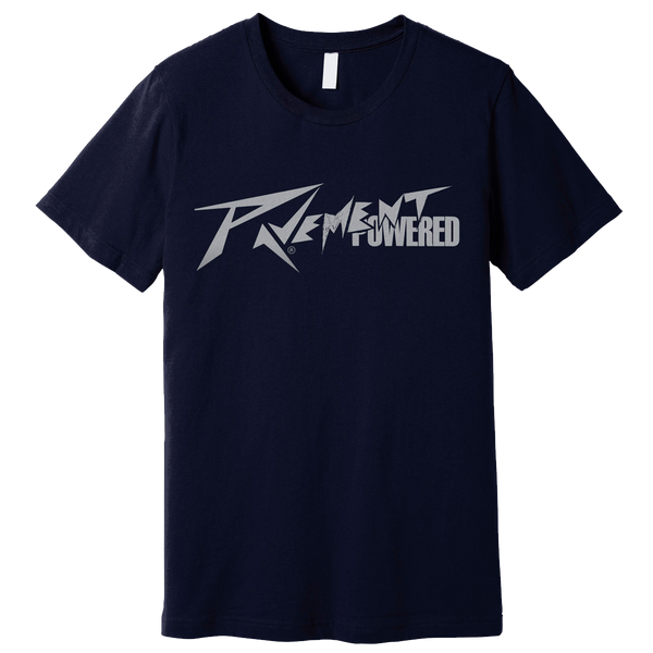 Pavement Pavement Powered T-Shirt- Bingo Merch Official Merchandise Shop Official
