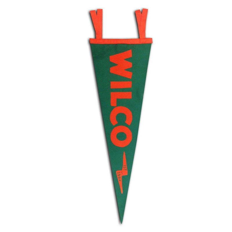 Wilco Felt Pennant Other- Bingo Merch Official Merchandise Shop Official