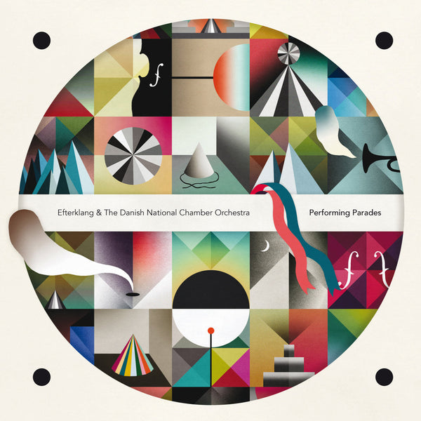 Efterklang Performing Parades CD CD- Bingo Merch Official Merchandise Shop Official