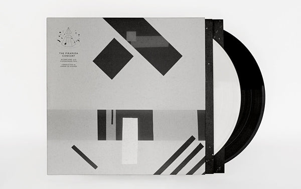 Efterklang & Copenhagen Phil The Piramida Concert LP LP- Bingo Merch Official Merchandise Shop Official