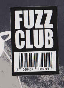 "A Place To Bury Strangers Fuzz Club Sessions 12"" 12""- Bingo Merch Official Merchandise Shop Official"
