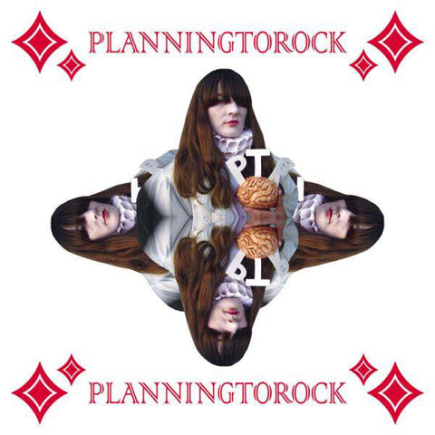 "Planningtorock Changes / I Wanna Bite Ya 7"" (White vinyl) 7""- Bingo Merch Official Merchandise Shop Official"