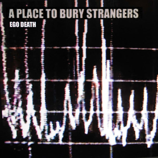 "A Place To Bury Strangers Ego Death 12"" 12""- Bingo Merch Official Merchandise Shop Official"