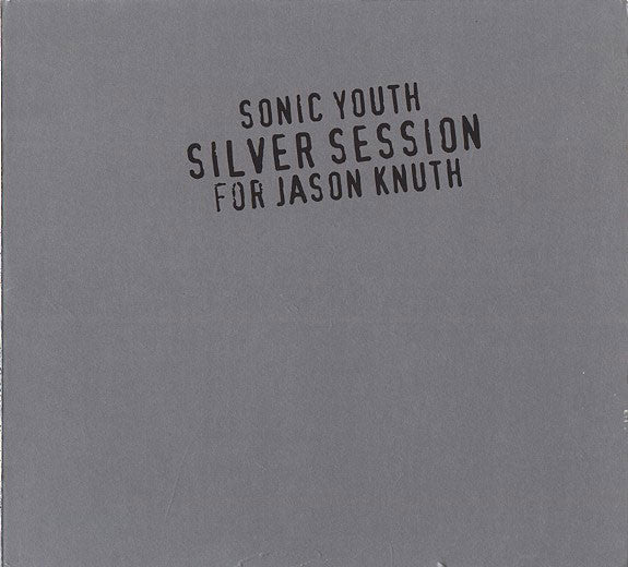 Sonic Youth Silver Session CD CD- Bingo Merch Official Merchandise Shop Official