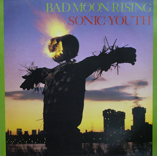 Sonic Youth Bad Moon Rising LP LP- Bingo Merch Official Merchandise Shop Official