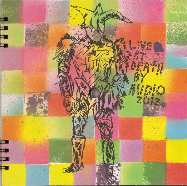 Live At Death By Audio Flexi Disc Book