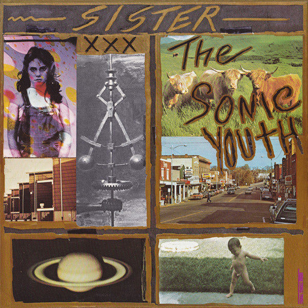 Sonic Youth Sister CD CD- Bingo Merch Official Merchandise Shop Official