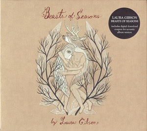 Laura Gibson Beasts Of Seasons LP LP- Bingo Merch Official Merchandise Shop Official
