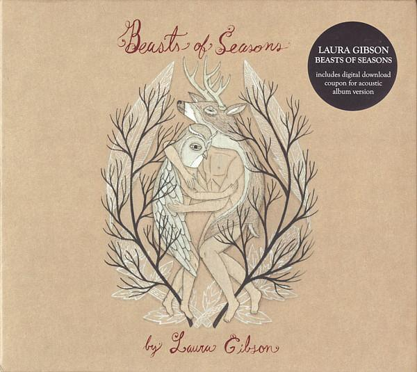 Laura Gibson Beasts Of Seasons CD CD- Bingo Merch Official Merchandise Shop Official