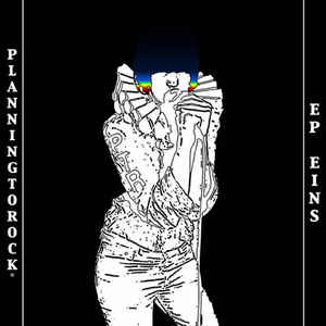 "Planningtorock EP Eins 12"" 12""- Bingo Merch Official Merchandise Shop Official"