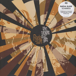 Nada Surf The Weight Is A Gift LP LP- Bingo Merch Official Merchandise Shop Official
