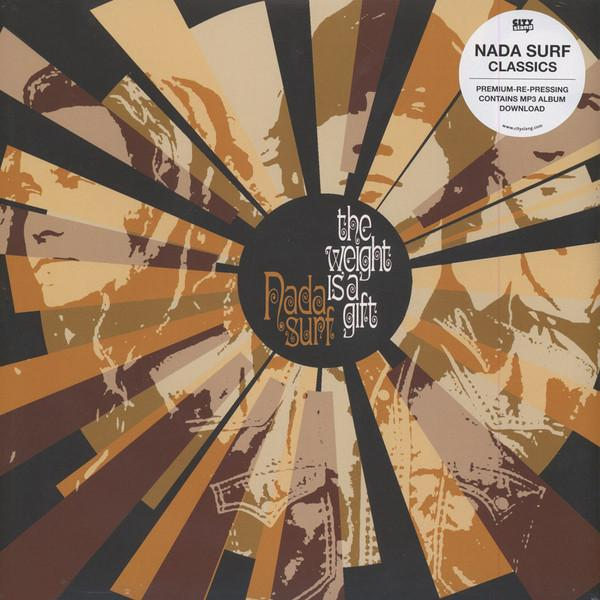 Nada Surf The Weight Is A Gift  CD CD- Bingo Merch Official Merchandise Shop Official