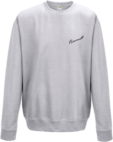 Small Logo Sweatshirt Ash Grey