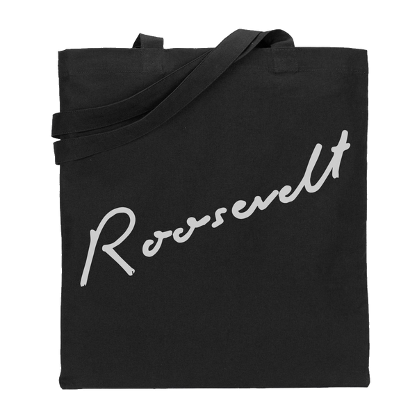 Roosevelt Roosevelt Totebag in black Totebag- Bingo Merch Official Merchandise Shop Official