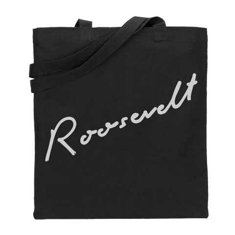 Roosevelt Totebag in black