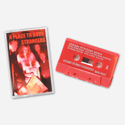 A Place To Bury Strangers Rare Meat Cassette Cassette- Bingo Merch Official Merchandise Shop Official