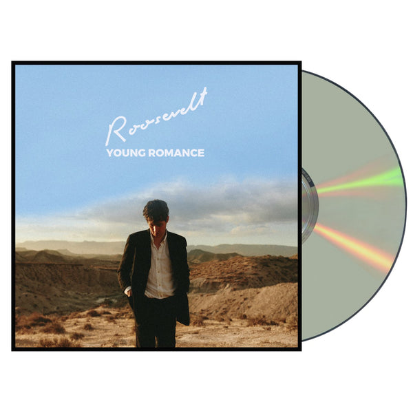 Roosevelt Young Romance CD CD- Bingo Merch Official Merchandise Shop Official