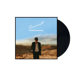 Roosevelt Young Romance LP LP- Bingo Merch Official Merchandise Shop Official
