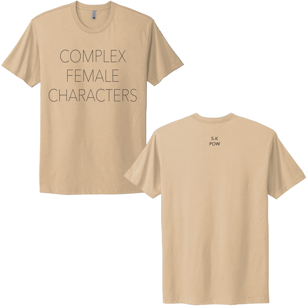 (PRE-ORDER) Complex Female Characters T-Shirt
