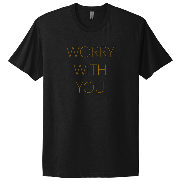 (PRE-ORDER) Worry With You T-Shirt