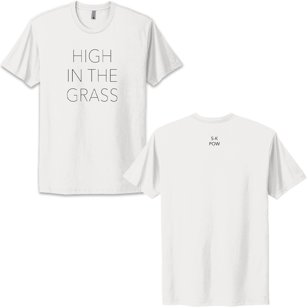 (PRE-ORDER) High In The Grass T-Shirt