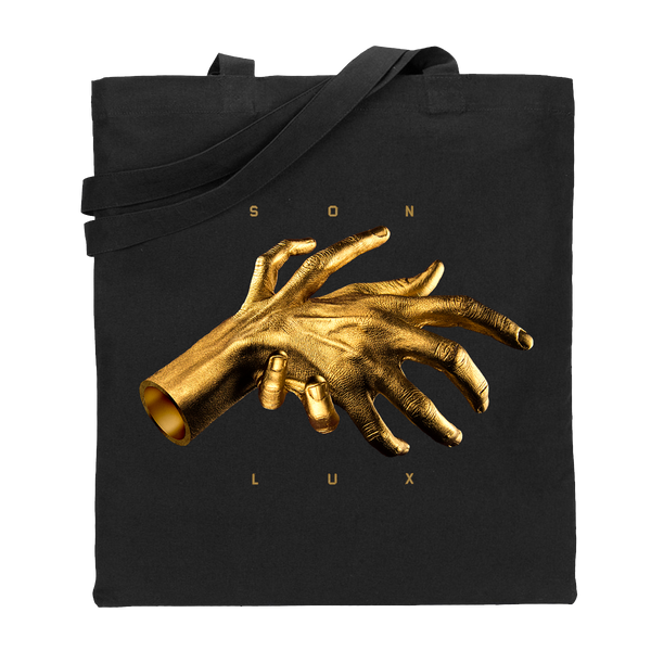 Son Lux Brighter Wounds Totebag Shirt- Bingo Merch Official Merchandise Shop Official