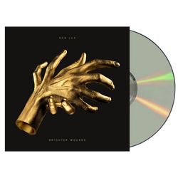 Son Lux Brighter Wounds CD CD- Bingo Merch Official Merchandise Shop Official