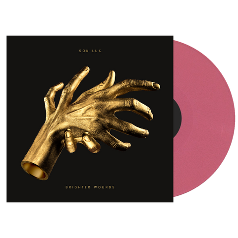 Son Lux Brighter Wounds ltd.LP LP- Bingo Merch Official Merchandise Shop Official