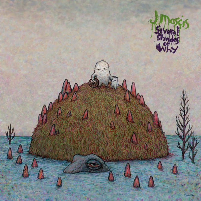 J Mascis Several Shades Of Why CD CD- Bingo Merch Official Merchandise Shop Official