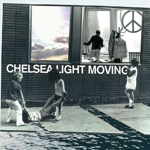 Chelsea Light Moving Chelsea Light Moving LP LP+CD- Bingo Merch Official Merchandise Shop Official