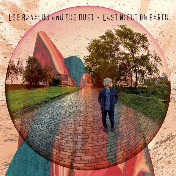 Lee Ranaldo Last Night On Earth CD CD- Bingo Merch Official Merchandise Shop Official