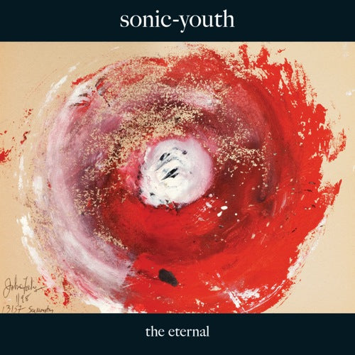 Sonic Youth The Eternal CD CD- Bingo Merch Official Merchandise Shop Official