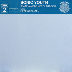 "Sonic Youth SYR 2: Slaapkamers met Slagroom 12"" 12""- Bingo Merch Official Merchandise Shop Official"